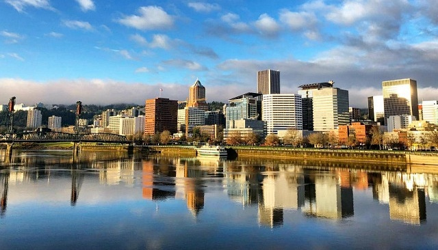 Where to stay in Portland - Downtown