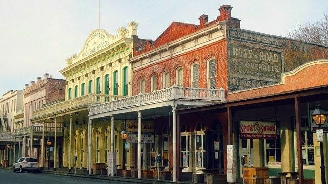 Dónde alojarse en Sacramento - Historic District