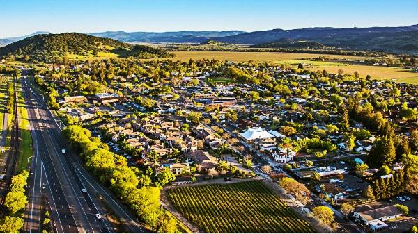 Dónde alojarse en Napa Valley - Yountville