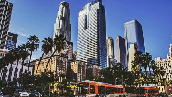 Dónde alojarse en los Ángeles- Historic District y Downtown