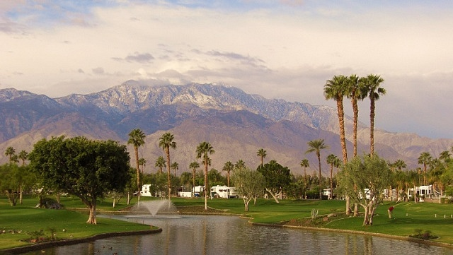 Best areas to stay in Palm Springs - Cathedral City