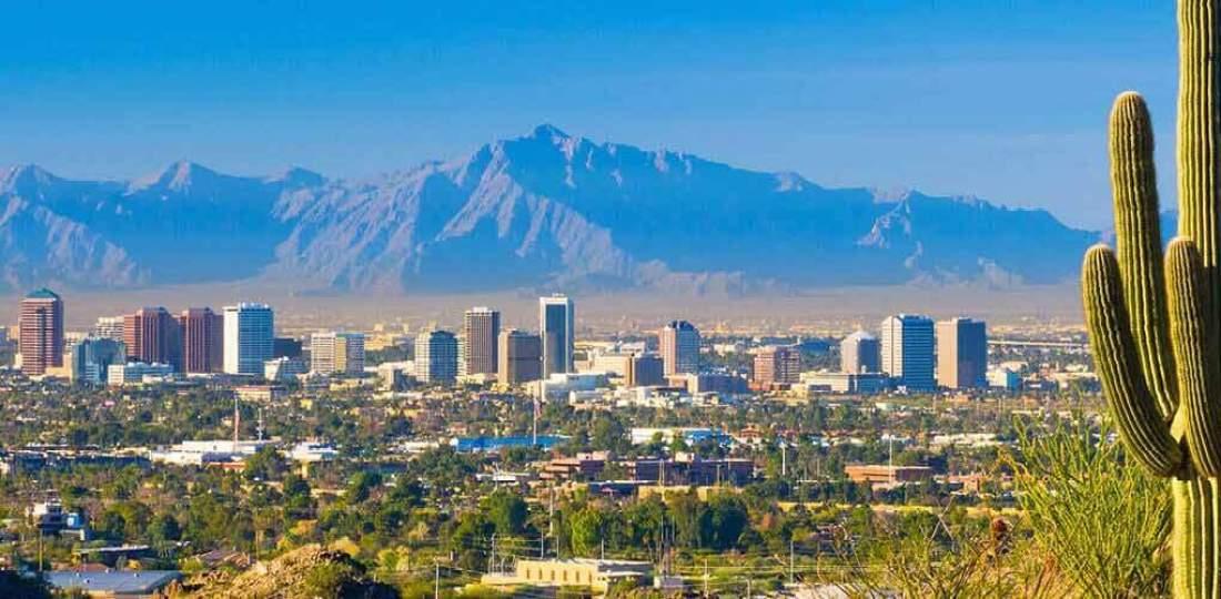 Mejores zonas donde alojarse en Phoenix, Arizona