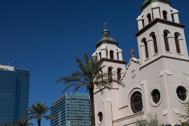 Mejores zonas donde alojarse en Phoenix - Downtown