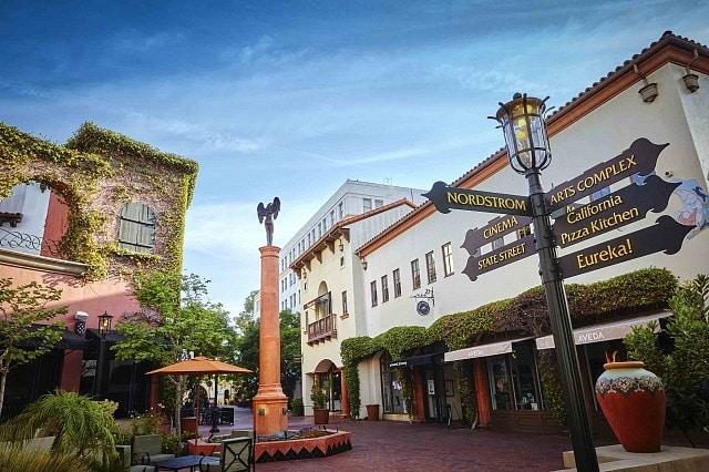 Mejores zonas donde alojarse en Santa Bárbara - Downtown