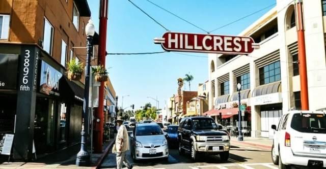 Mejores zonas donde hospedarse en San Diego, California - Hillcrest