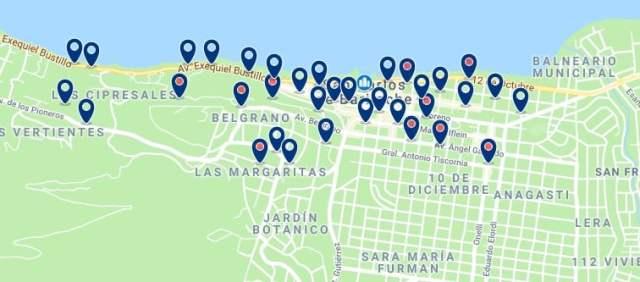 Alojamiento en Bariloche Centro - Haz clic para ver todo el alojamiento disponible en esta zona