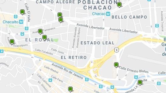 Alojamiento en Chacao - Haz clic para ver todo el alojamiento disponible en esta zona