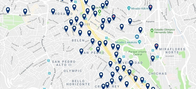 Alojamiento en La Paz Centro - Haz clic para ver todo el alojamiento disponible en esta zona