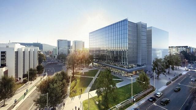 Dónde alojarse en Canberra - Civic Centre