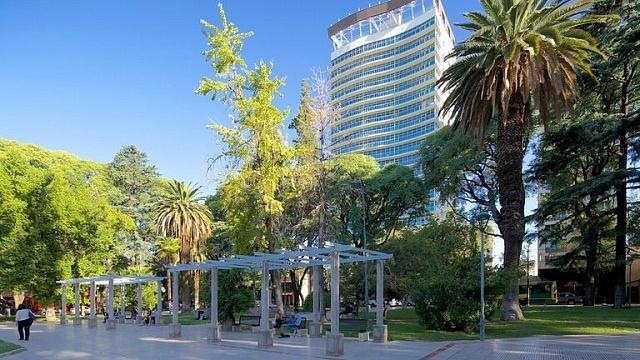 Dónde alojarse en Mendoza - Centro de la ciudad