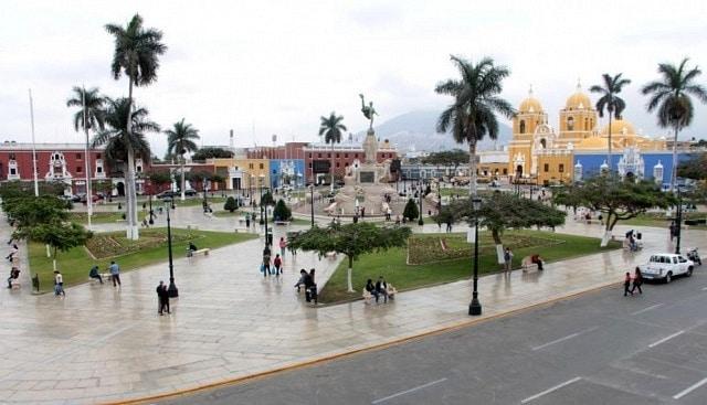 Dónde alojarse en Trujillo - Centro Histórico