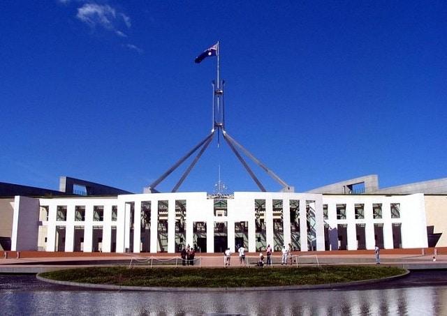 Dónde dormir en Canberra - Cerca de la Casa del Parlamento