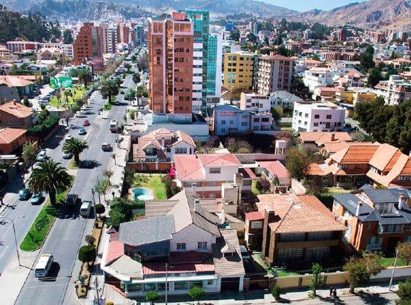 Dónde dormir en La Paz, Bolivia - Sur