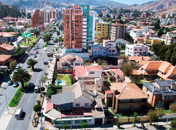 Best areas to stay in La Paz, Bolivia - South La Paz