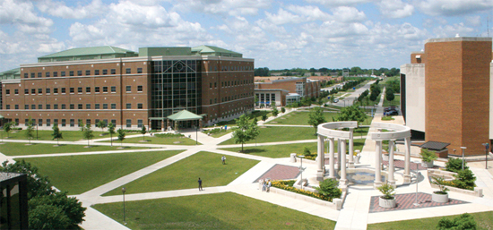 Best areas to stay in Springfield, Illinois - Close to the University of Illinois Springfield