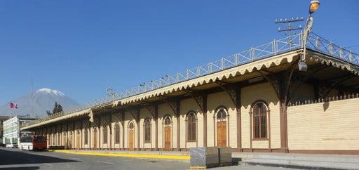 Dónde hospedarse en Arequipa - Cerca de la estación ferroviaria