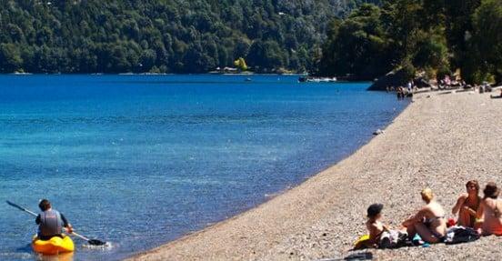 Dónde hospedarse en Bariloche - Lago Gutiérrez
