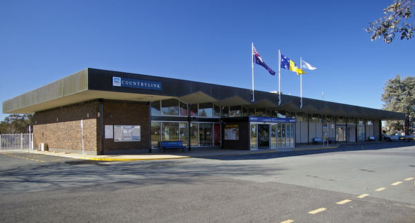 Dónde hospedarse en Canberra - Cerca de la estación de trenes