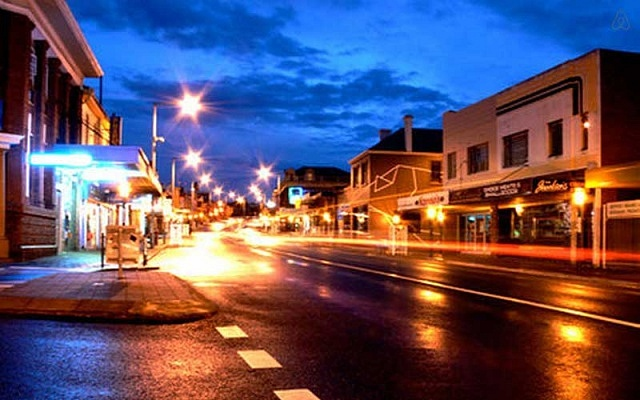 Best areas to stay in Hobart - North Hobart