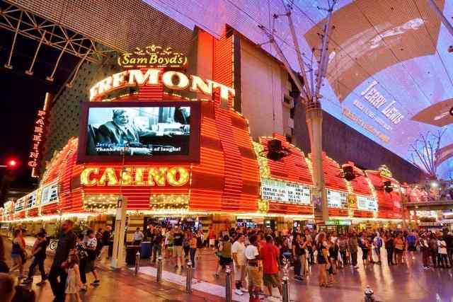 Downtown Las Vegas - Mejores zonas donde hospedarse en Las Vegas