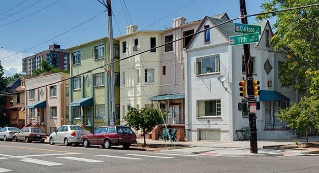 Mejores barrios donde alojarse en Denver - Capitol Hill