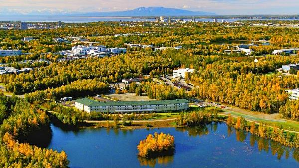 Dónde alojarse en Anchorage - East Anchorage & University of Alaska
