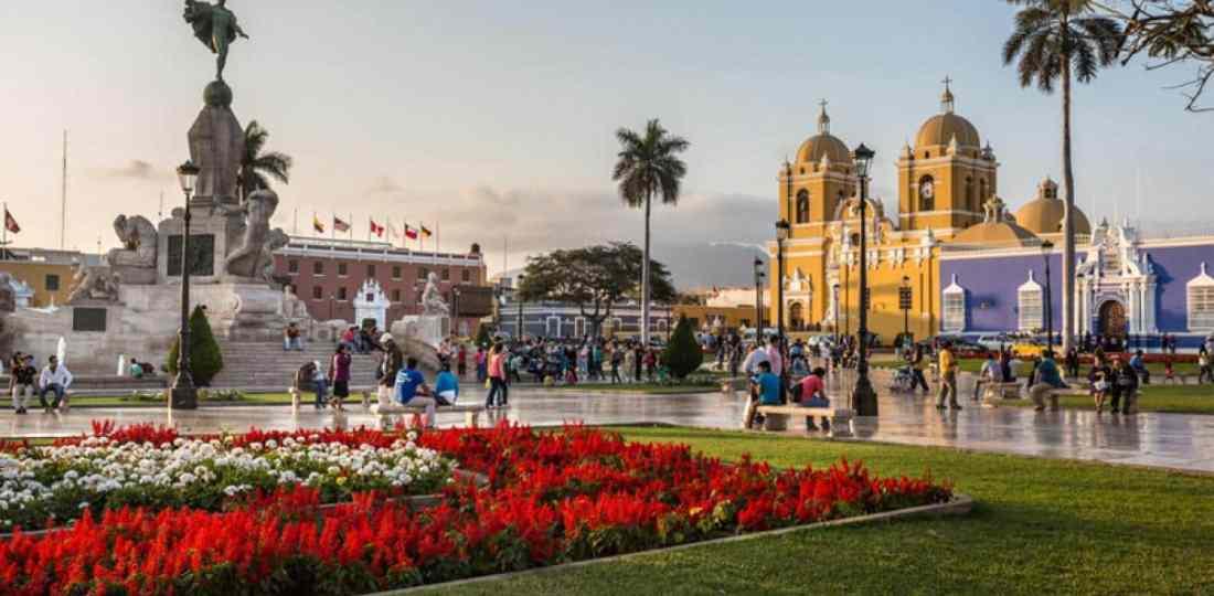 Mejores zonas donde alojarse en Trujillo, Perú