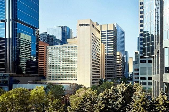 Dónde alojarse en Calgary - Downtown