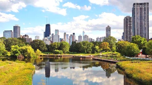 Dónde alojarse en Chicago - Lincoln Park