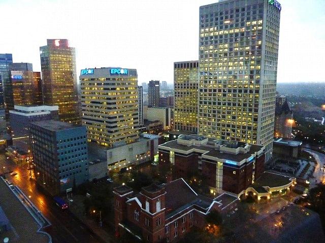 Dónde alojarse en Edmonton - Downtown