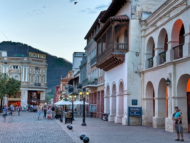 Where to stay in Salta - City Center