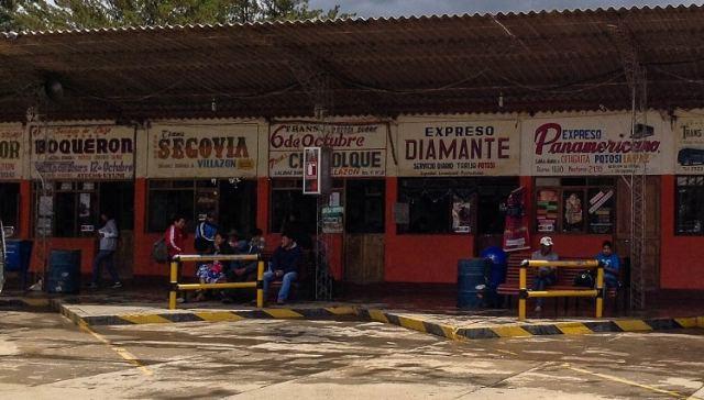 Dónde hospedarse en Sucre, Bolivia - Cerca del terminal de autobuses