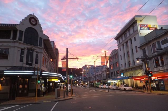 Best areas to stay in Wellington - Courtney Place