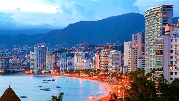 Dónde alojarse en Acapulco - Acapulco Diamante