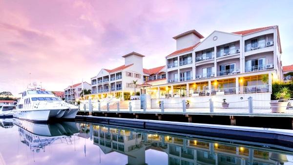 Dónde alojarse en Gold Coast - Hope Island
