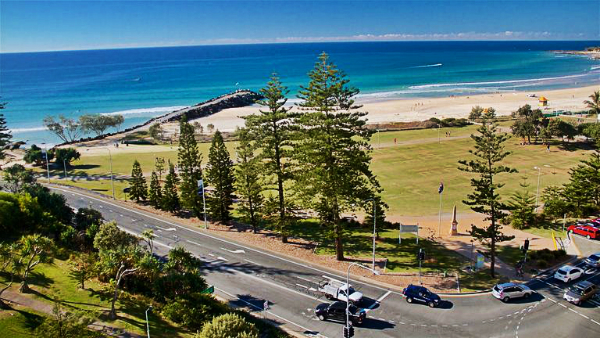 Mermaid Beach - Best areas to stay in the Goald Coast