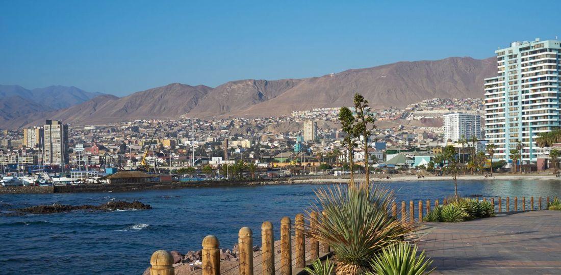 Mejores zonas donde alojarse en Antofagasta, Chile