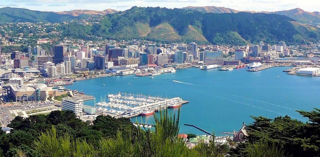 Mejores zonas donde alojarse en Wellington, Nueva Zelanda