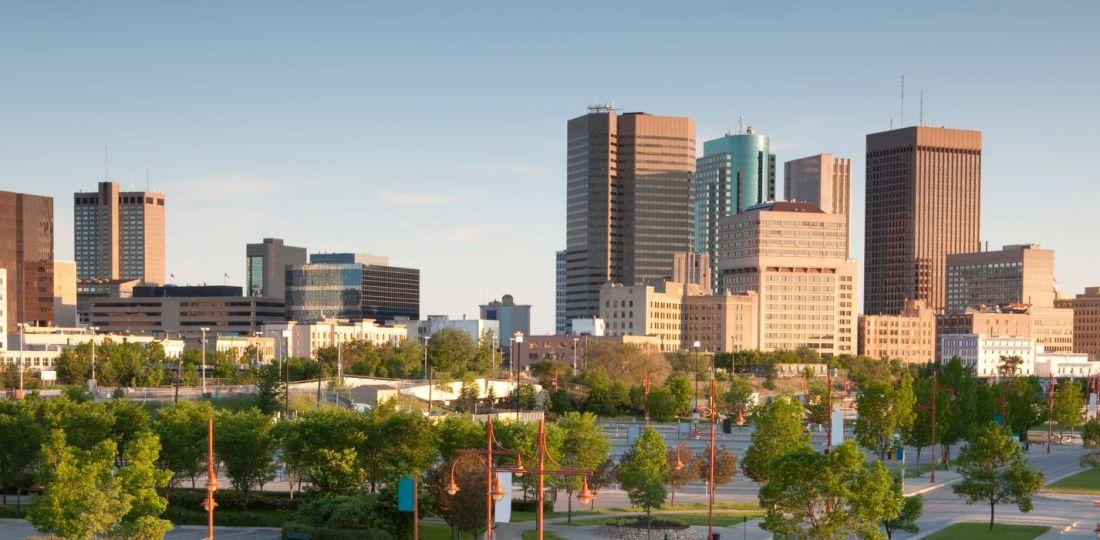 Mejores zonas donde alojarse en Winnipeg, Canadá