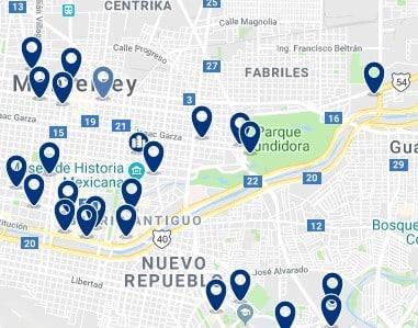 Alojamiento en el Centro – Haz clic para ver todo el alojamiento disponible en esta zona