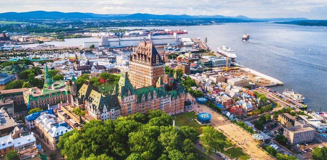Dónde alojarse en Quebec City - Canadá