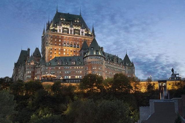 Dónde alojarse en Quebec City - Vieux Québec