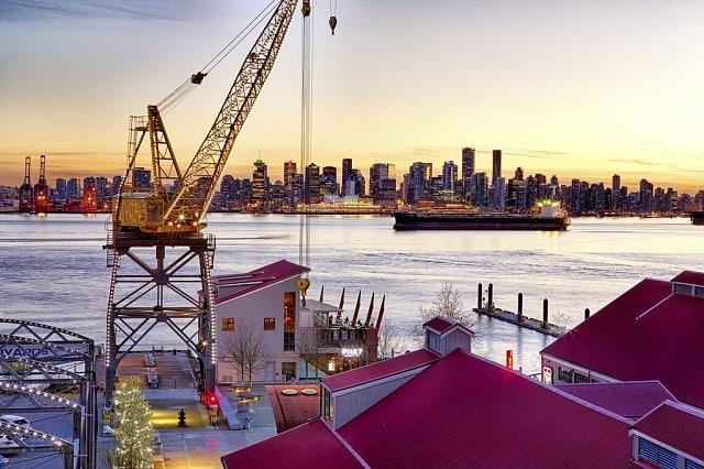 Dónde hospedarse en Vancouver - North Vancouver