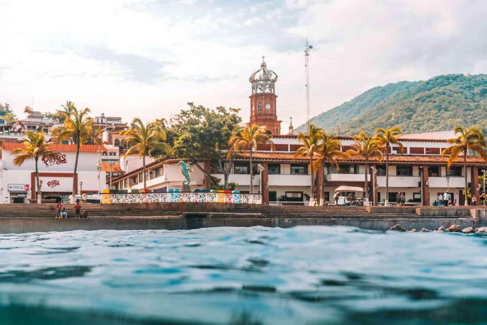Las mejores zonas donde alojarse en Puerto Vallarta, México