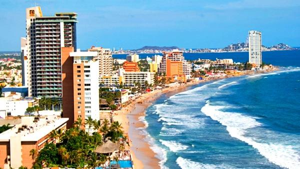 Dónde alojarse en Mazatlán - Zona Dorada