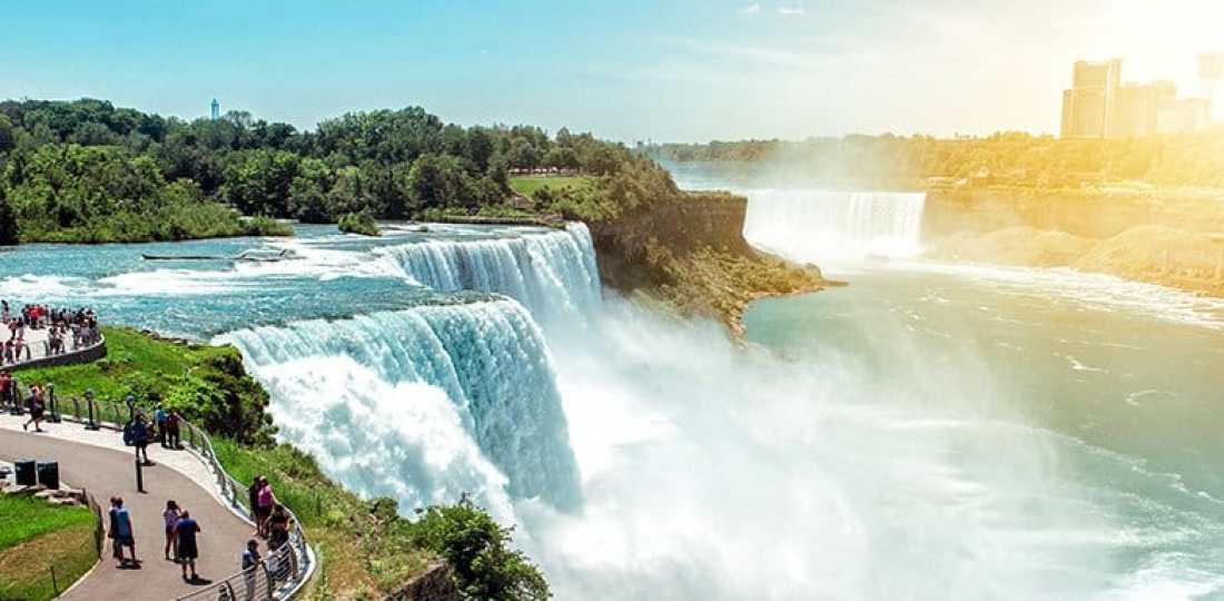 Dónde alojarse en Niagara Falls, Canadá