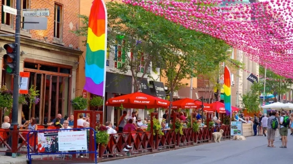 Gay Village - Best areas to stay in Montreal