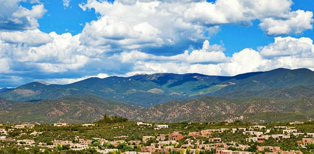 Mejores zonas dónde alojarse en Santa Fe, Nuevo México
