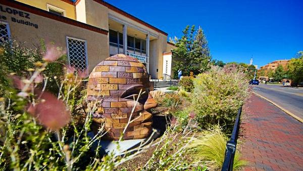 Where to stay in Santa Fe - Near the Museum of International Folk Art