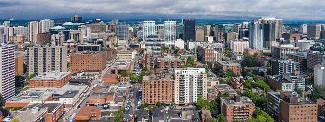 Mejores zonas donde dormir en Ottawa por negocios - Downtown
